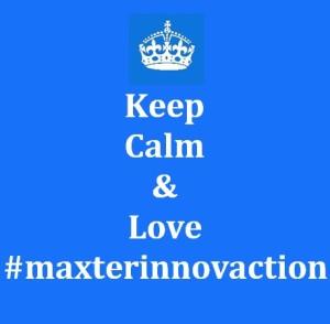 #maxterinnovaction