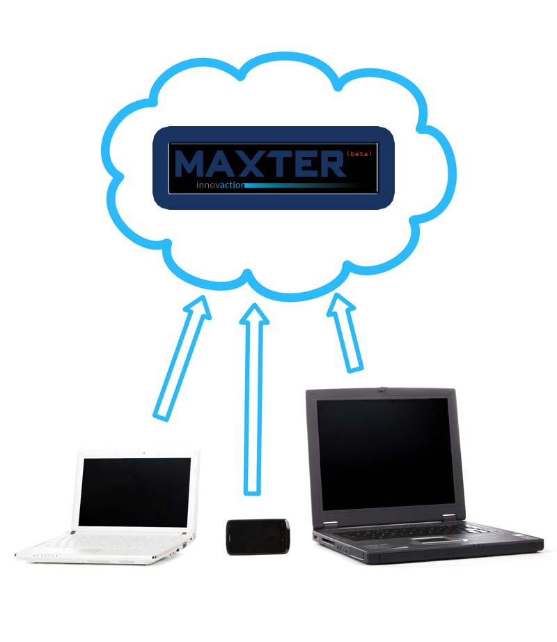 desarrollo web maxter innovaction