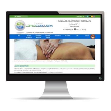 Clínica de Fisioterapia y Osteopatía, Lopez Corcuera