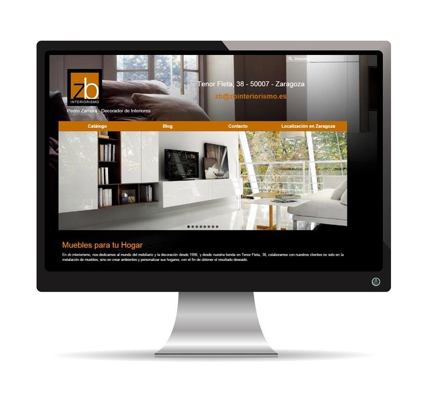 Zb interiorismo maxter innovaction for Decorador de interiores hernani