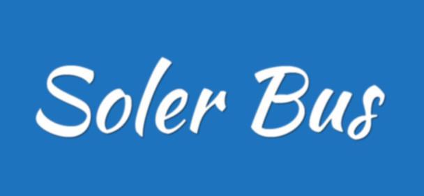 logo Soler Bus, Barcelona
